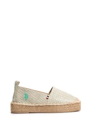 U.S.Polo Assn. Ayakkabı Yeşil